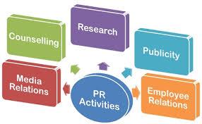 PUBLIC RELATION & MEDIA